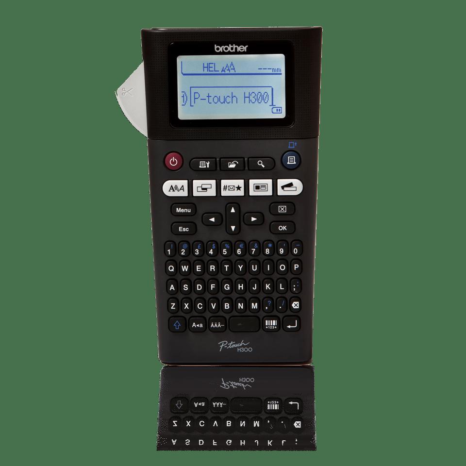 PT-H300 Mobiles Beschriftungsgerät mit QWERTZ-Tastatur | Brother