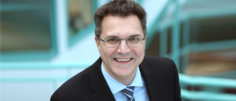 Portrait von Andreas Heimann, Chief Sales Officer und Geschäftsführer der DER Deutsches Reisebüro GmbH & Co. OHG