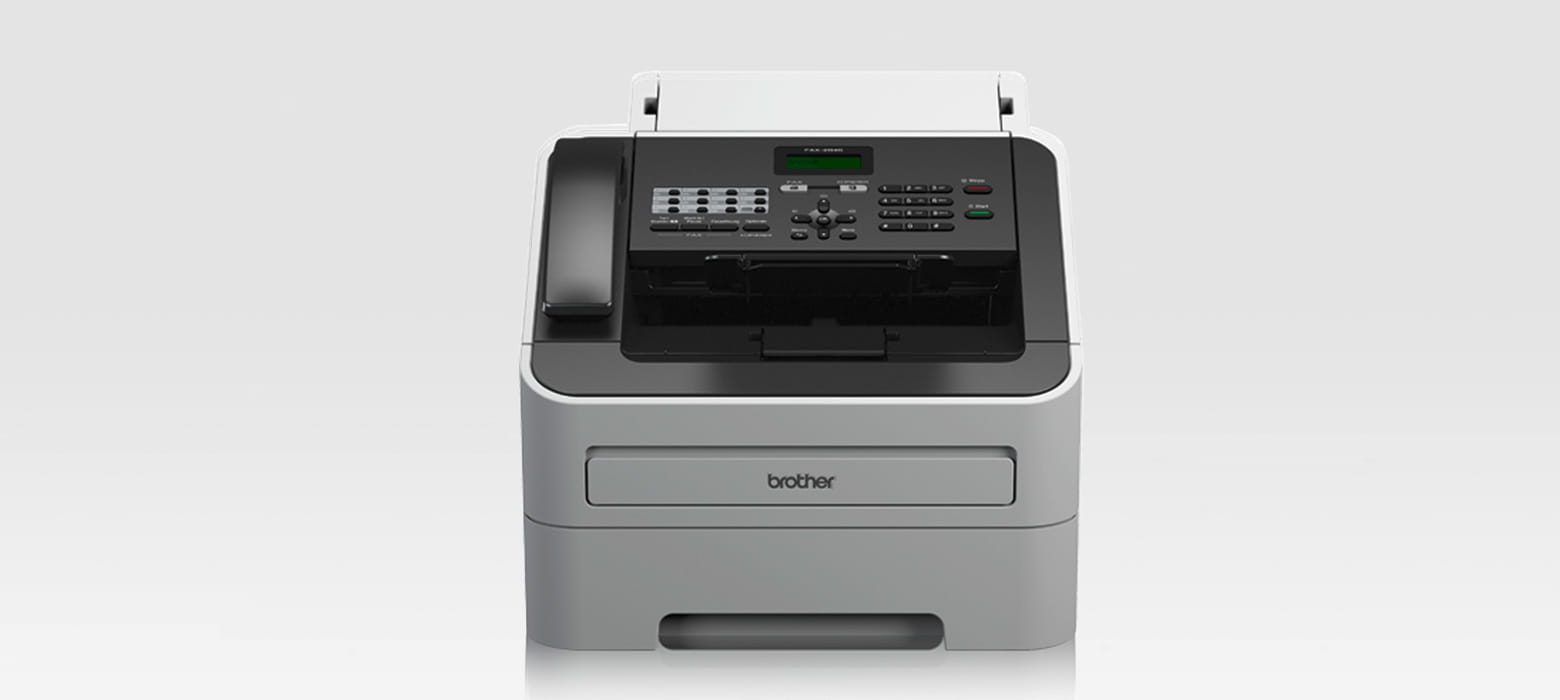 Brother FAX-2845 Frontalansicht