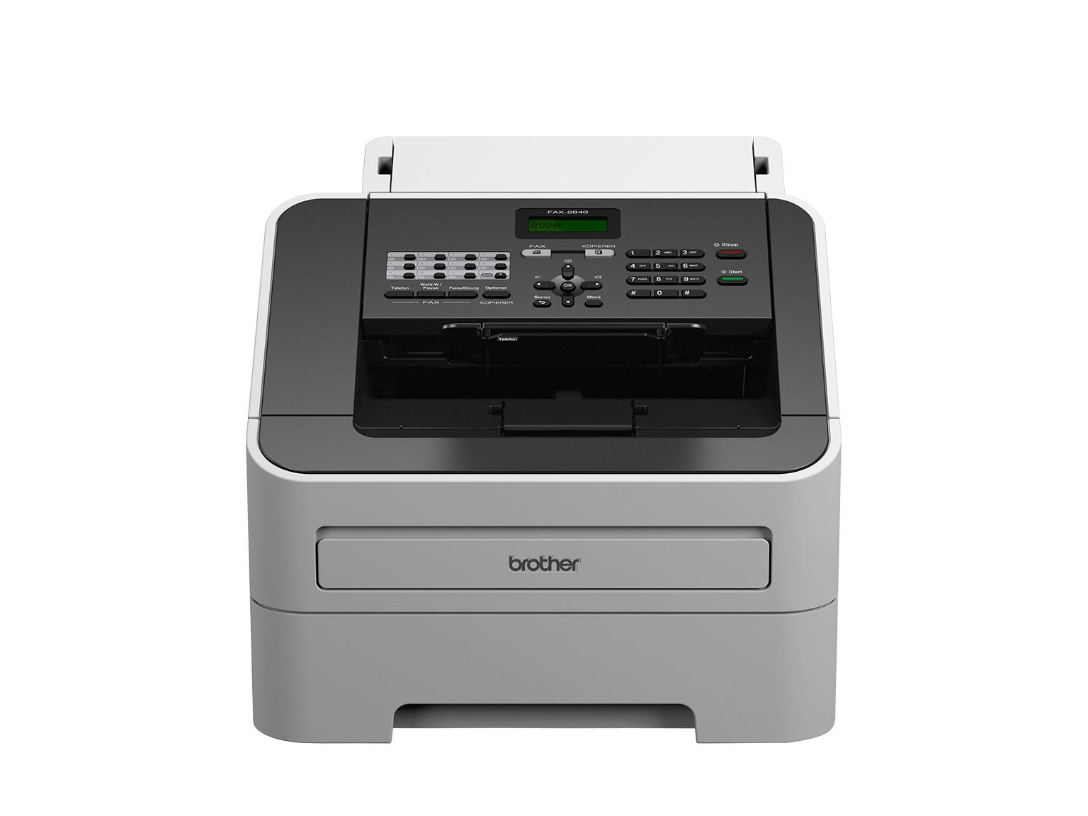 Laser-Fax