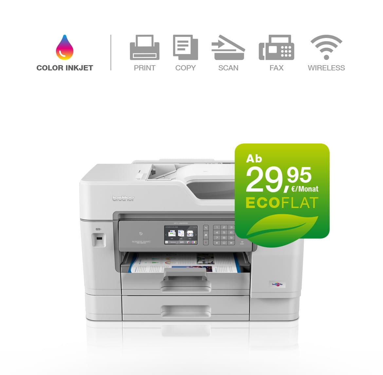 Brother Tintenstrahldrucker MFC-J6945DW