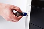 MFC-9332CDW mit USB-Host