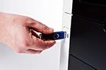 MFC-9342CDW mit USB-Host