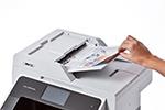MFC-L8850CDW mit professionellen Scan-Funktionen
