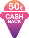 30 € Cashback