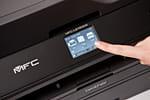MFC-L2720DW-Touchscreen-Farbdisplay