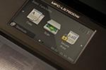 MFC-L5700DN mit Touchscreen-Farbdisplay