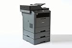 MFC-L5750DW bietet professionelles Papiermanagement