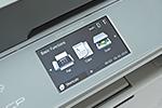 DCP-L6600DW mit Touchscreen-Farbdisplay