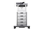 MFC-L6800DW bietet professionelles Papiermanagement