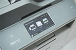 MFC-L6900DW mit Tocuhscreen-Farbdisplay
