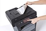 MFC-8950DWT ermöglicht beidseitiges Drucken, Kopieren, Scannen und Faxen