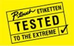 PT-D400 ermöglicht dauerhaften Etiketten-Druck