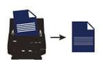 PDS-5000F mit automatischer Entzerrung