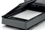 PDS-5000F bietet auch Flachbettscanner
