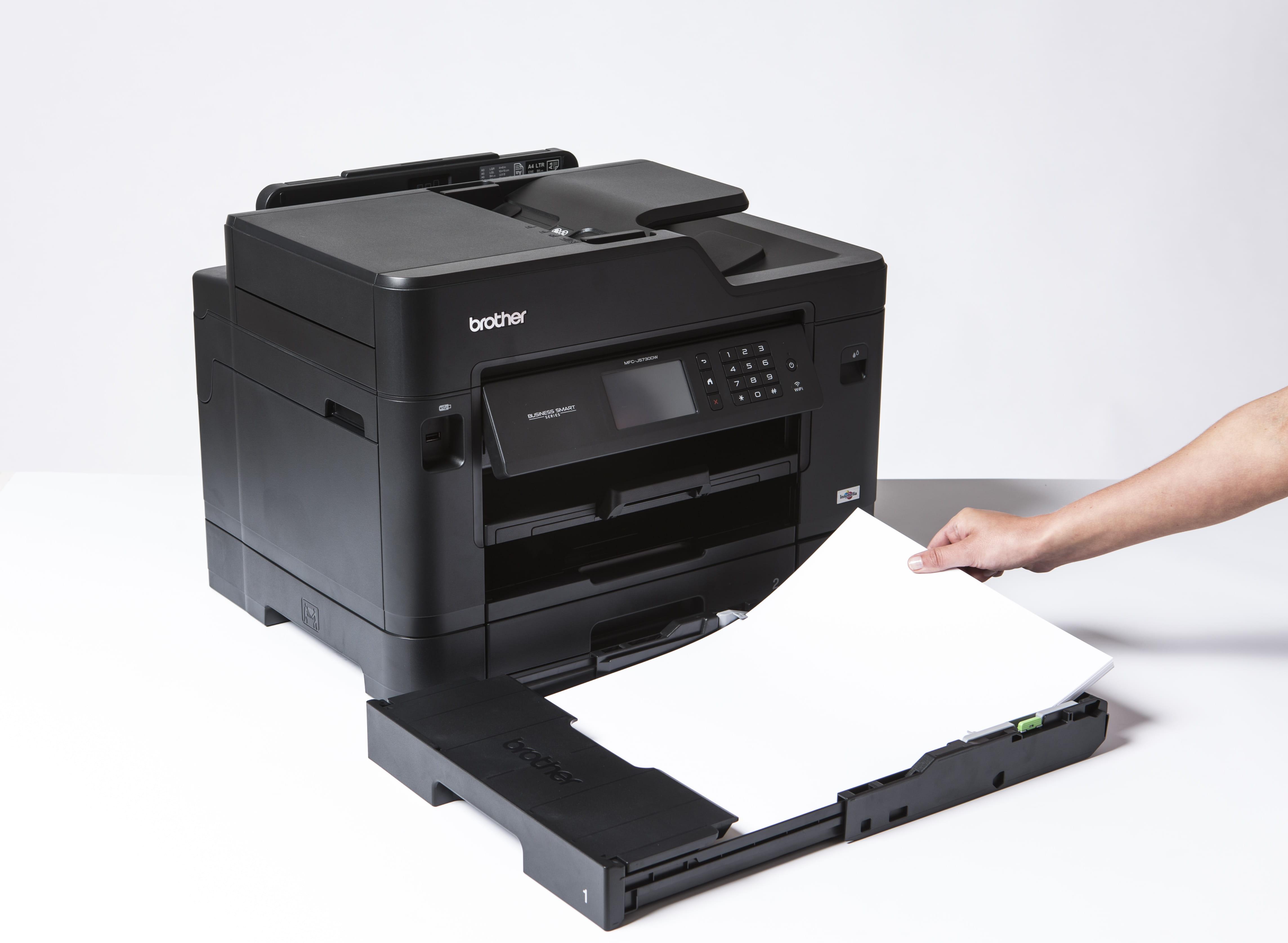 Brother MFC-J5730DW Papiermanagement