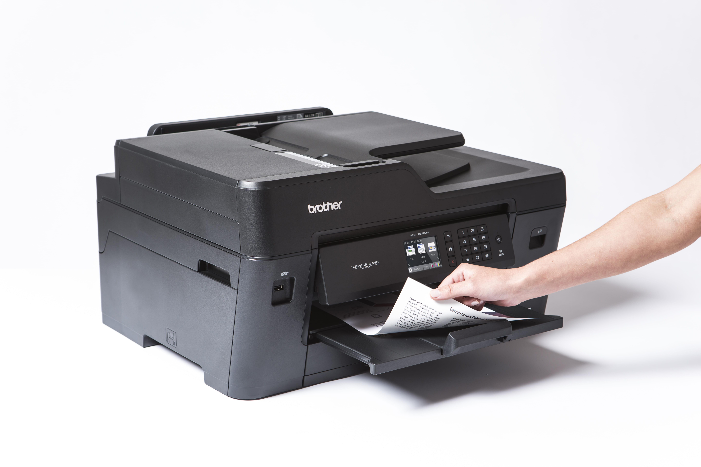 Brother MFC-J6530DW Duplexdruck