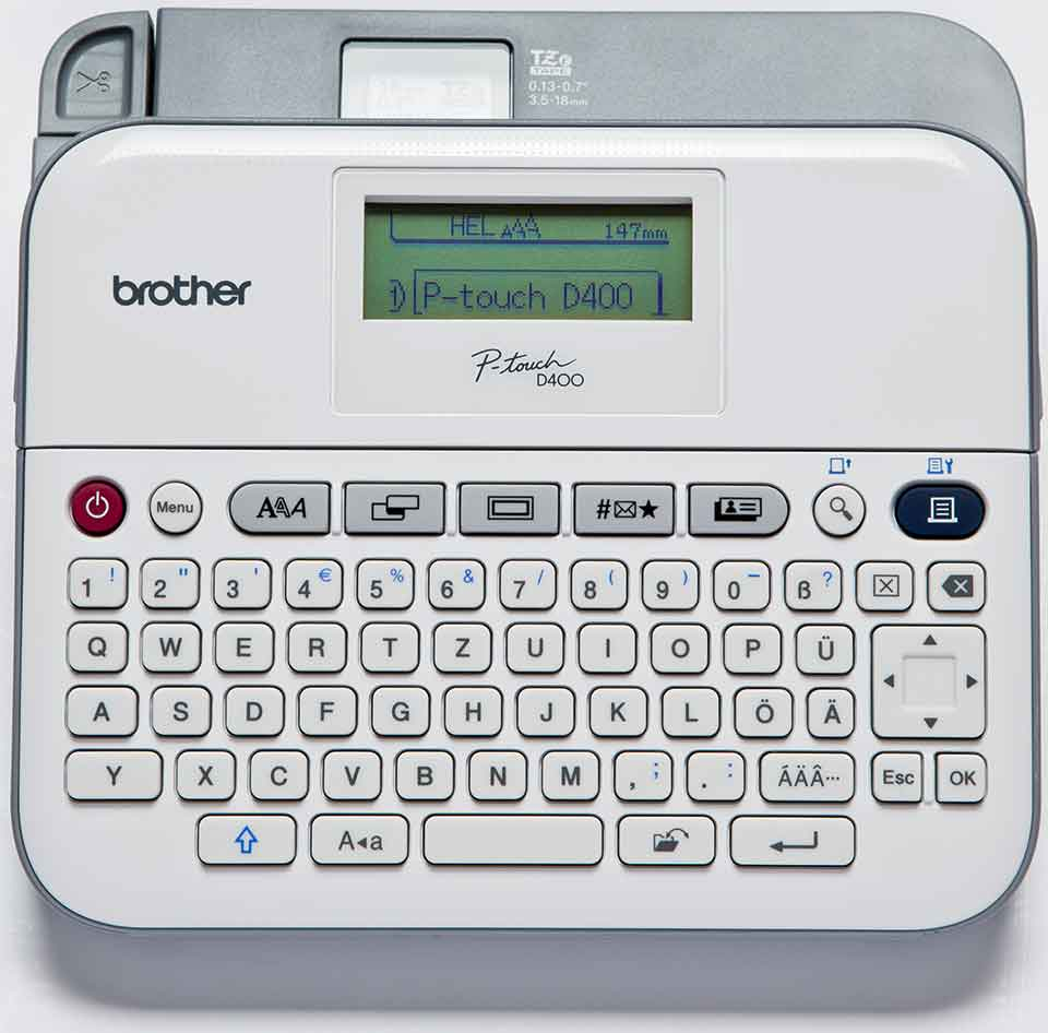 Brother P-touch D400