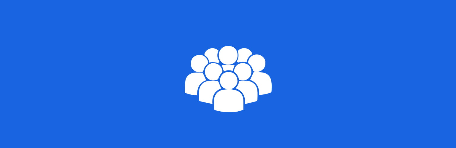 Logo mit Menschen