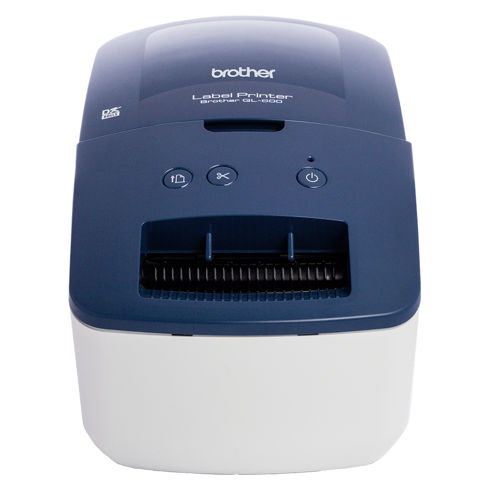 QL-600B Blau