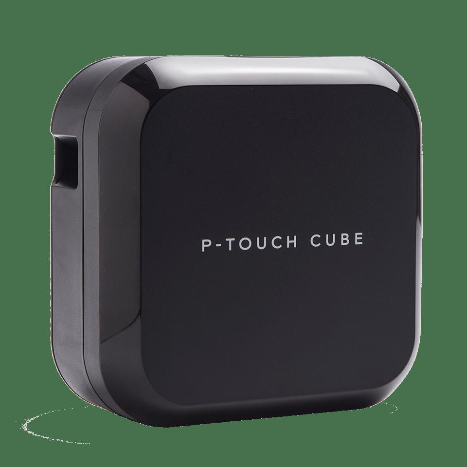 P-touch CUBE Plus (schwarz) 2