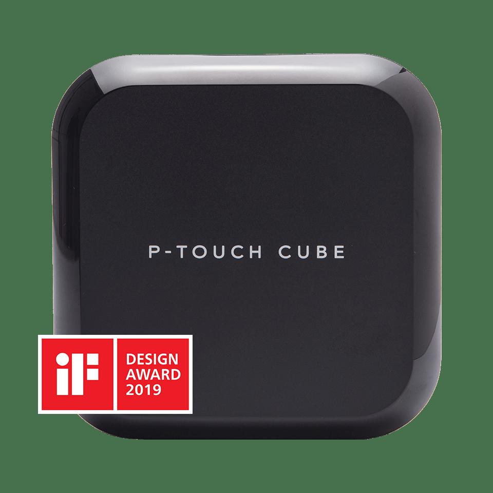 P-touch CUBE Plus 3