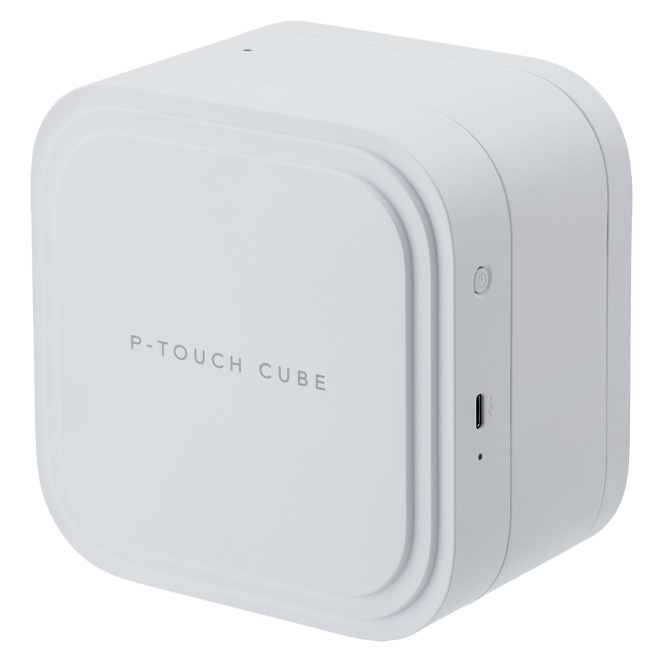 P-touch CUBE Pro 4