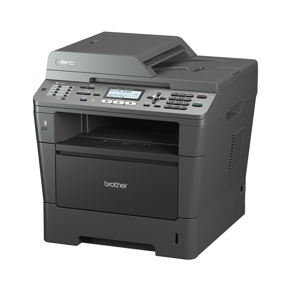 MFC-8520DN 1