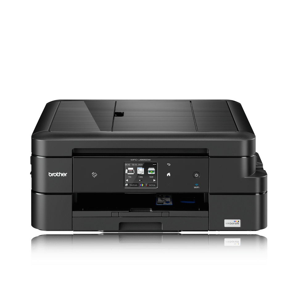 Brother MFC-J985DW Frontansicht