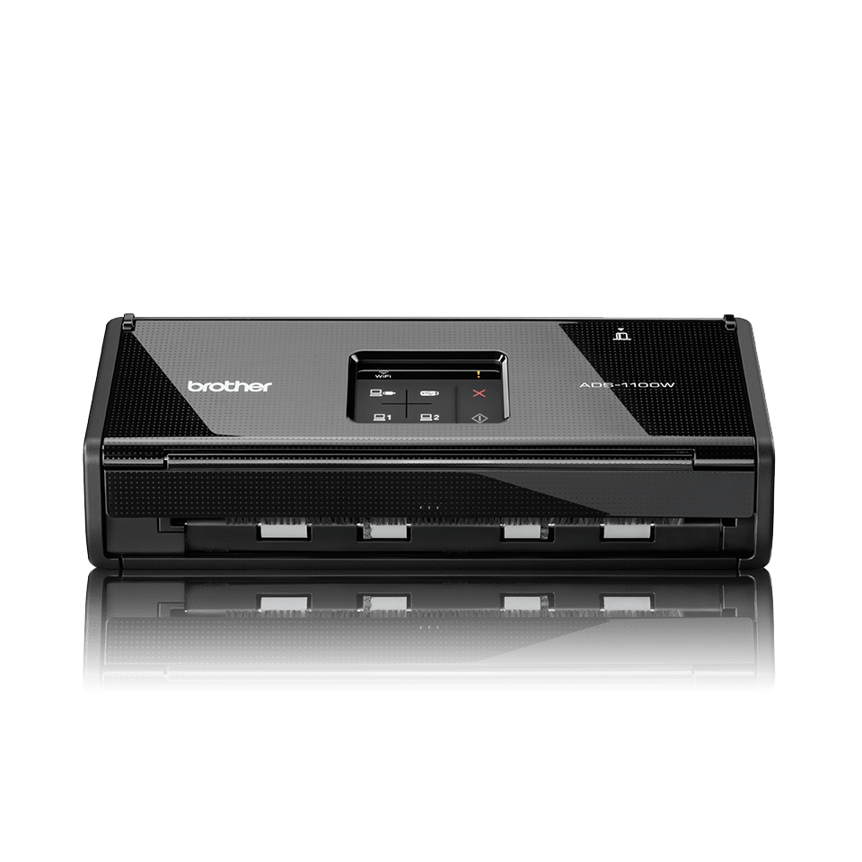 Brother ADS-1100W Frontansicht