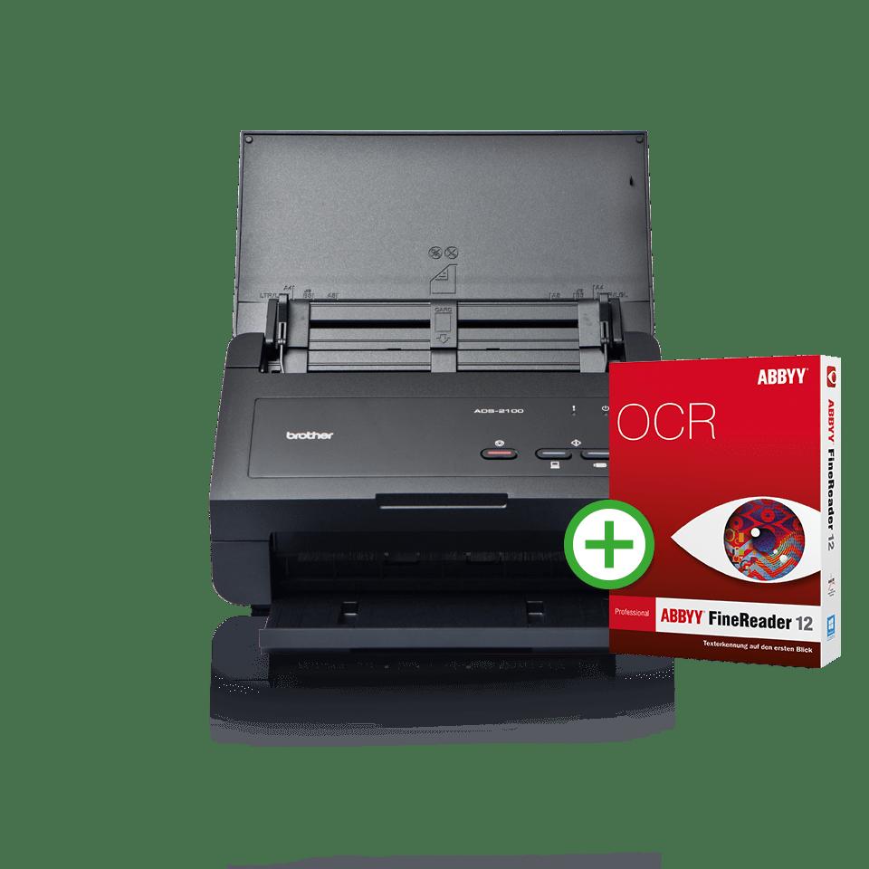 ADS-2100e FineReader Edition