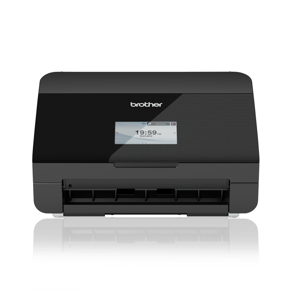 Brother ADS-2600W Frontansicht