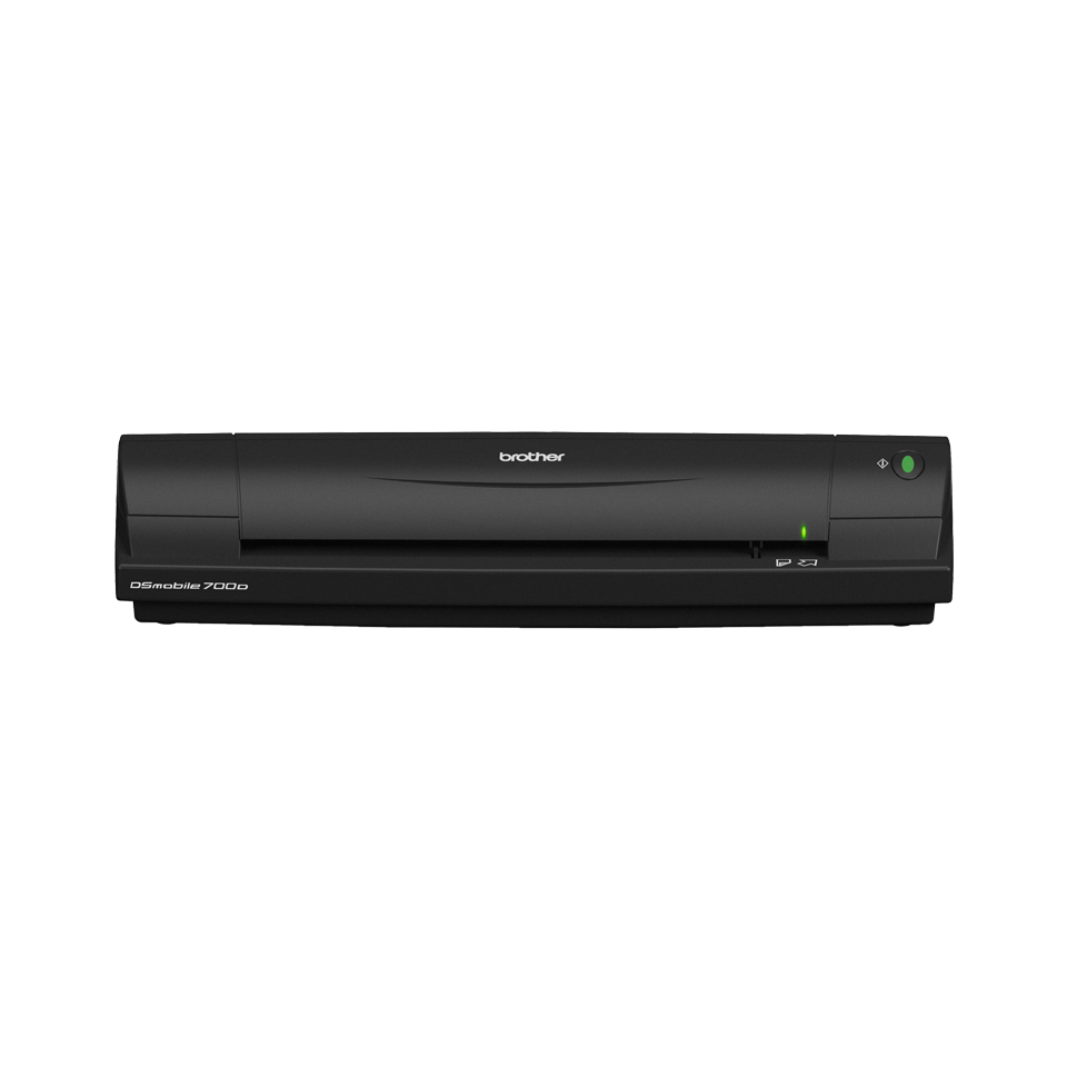 Brother DS-700D Frontansicht