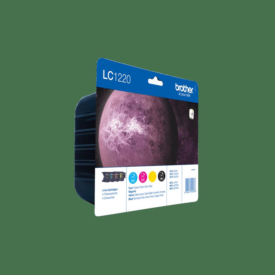 Original Brother LC-1220 Value Pack 2