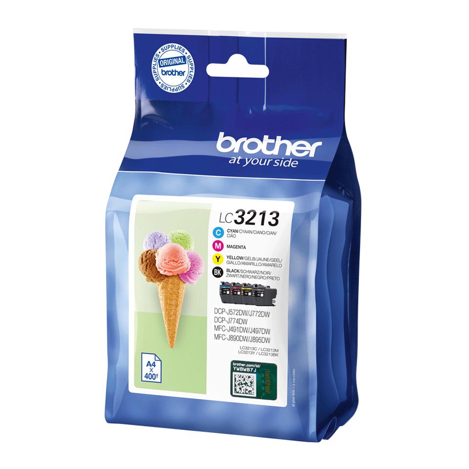 Original Brother LC-3213 Value Pack