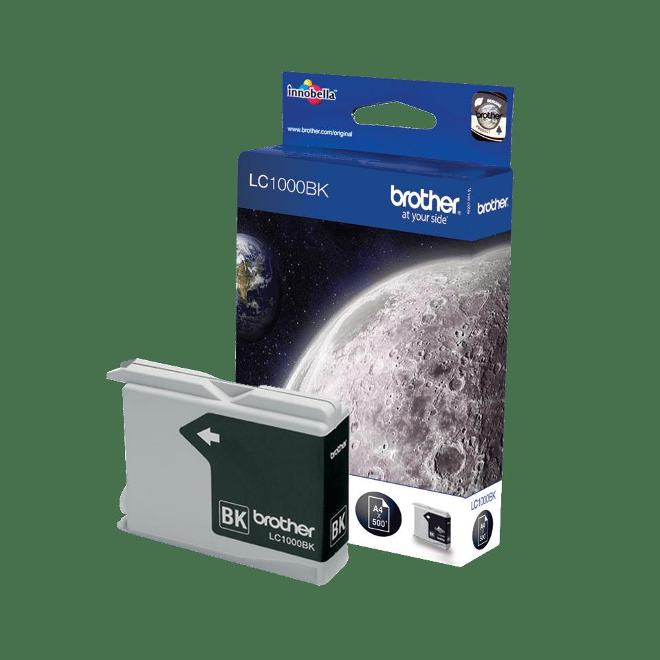 Brother LC-1000BK Tintenpatrone – Schwarz 2
