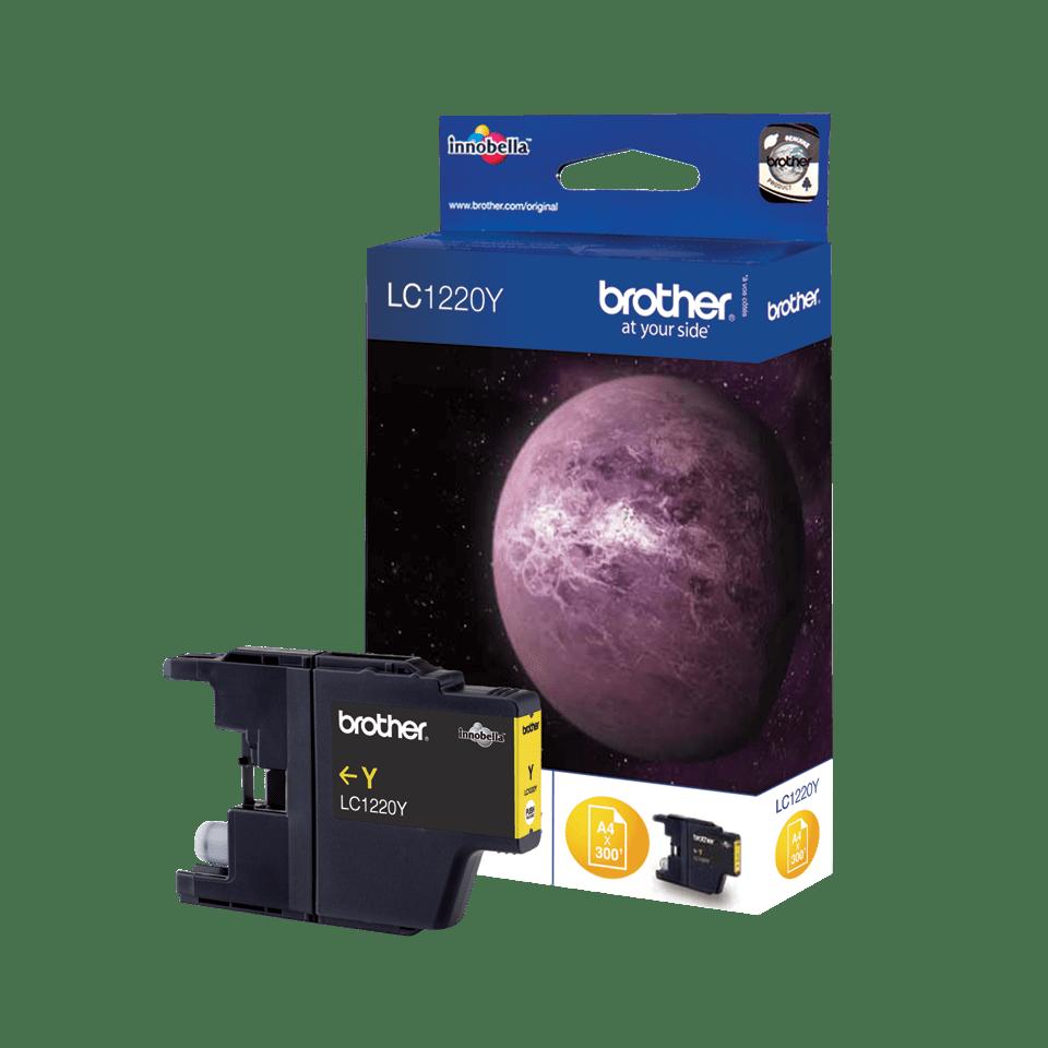 Brother LC-1220Y Tintenpatronen – Gelb
