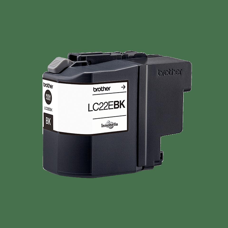 Brother LC-22EBK XL-Tintenpatrone – Schwarz