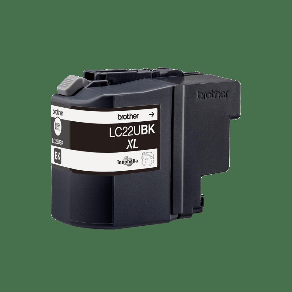 Brother LC-22UBK XL-Tintenpatrone – Schwarz 2