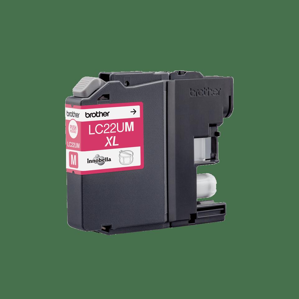 Brother LC-22UM XL-Tintenpatrone – Magenta 3