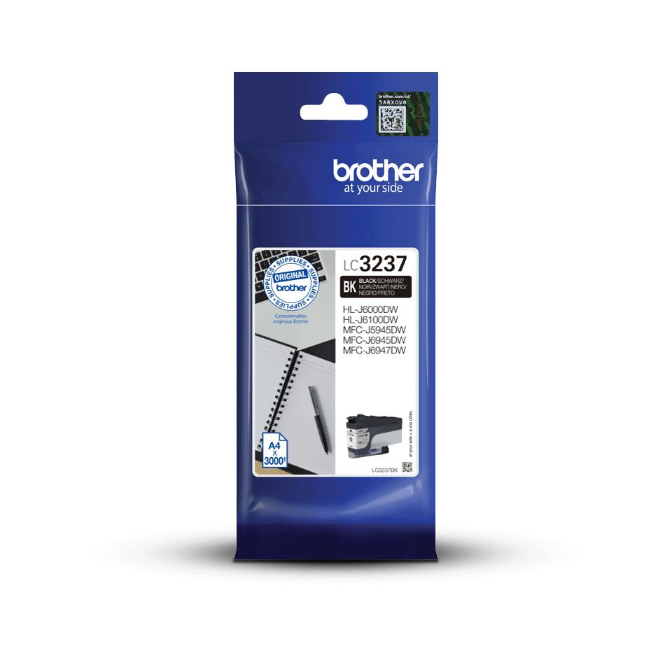 Brother LC-3237BK Tintenpatrone – Schwarz