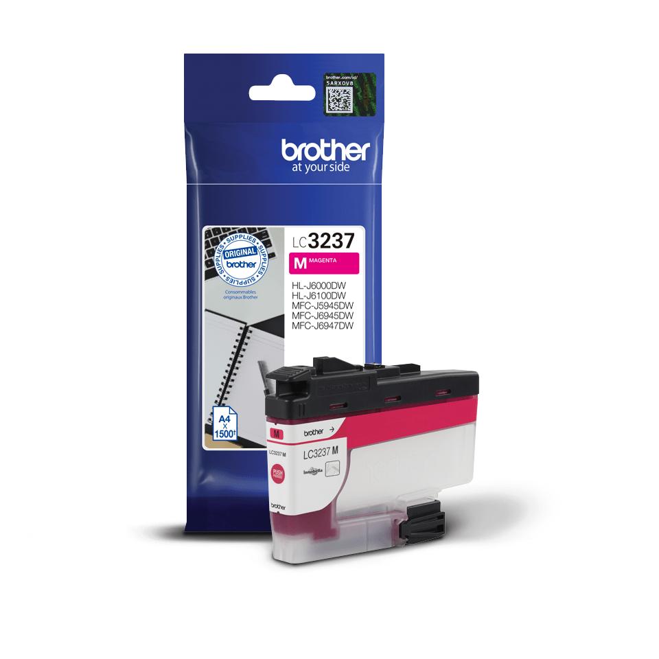 Brother LC-3237M Tintenpatrone – Magenta 2