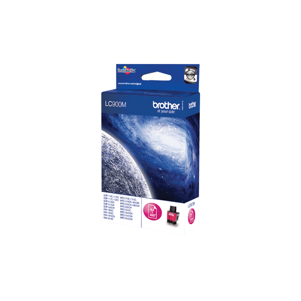 Brother LC-900M Tintenpatrone – Magenta 2