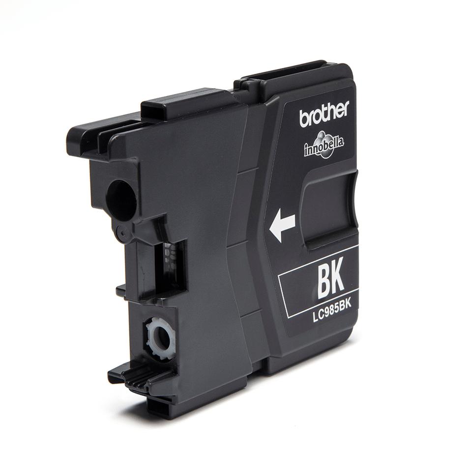 Brother LC-985BK Tintenpatrone – Schwarz 2