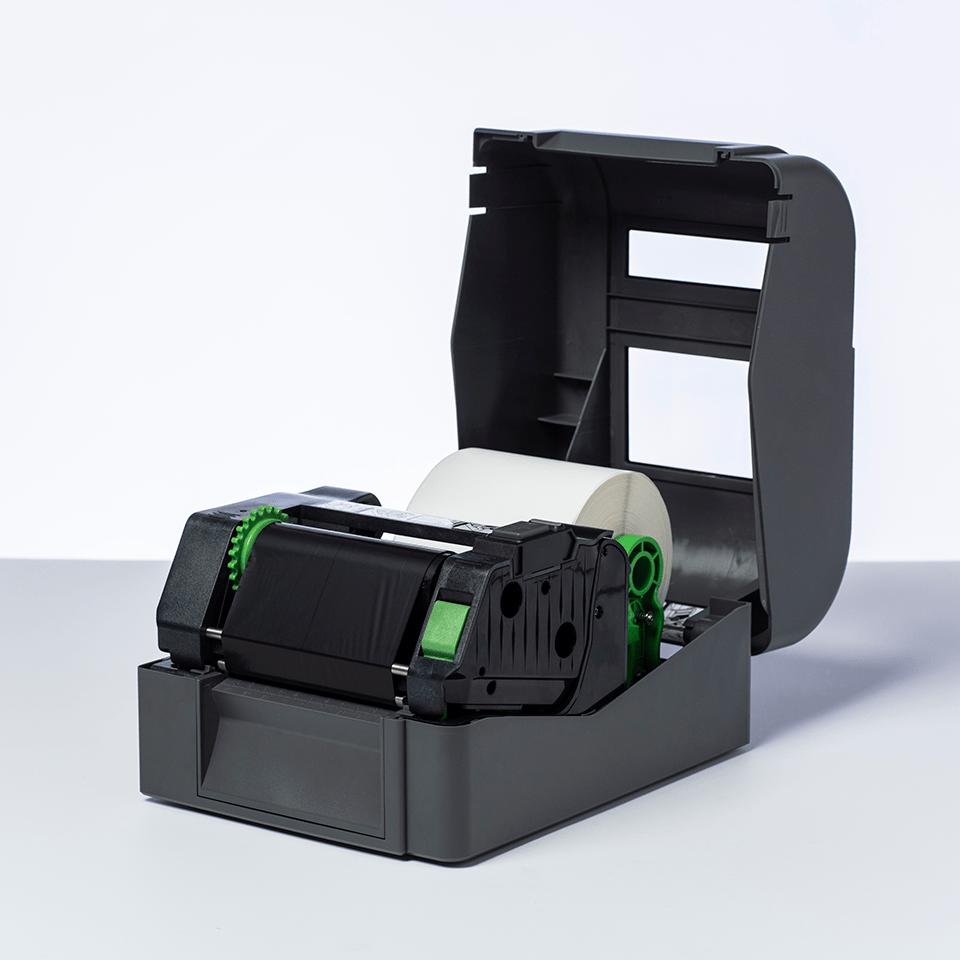 Thermotransfer-Farbband Standard Wachs BWS1D300110 2