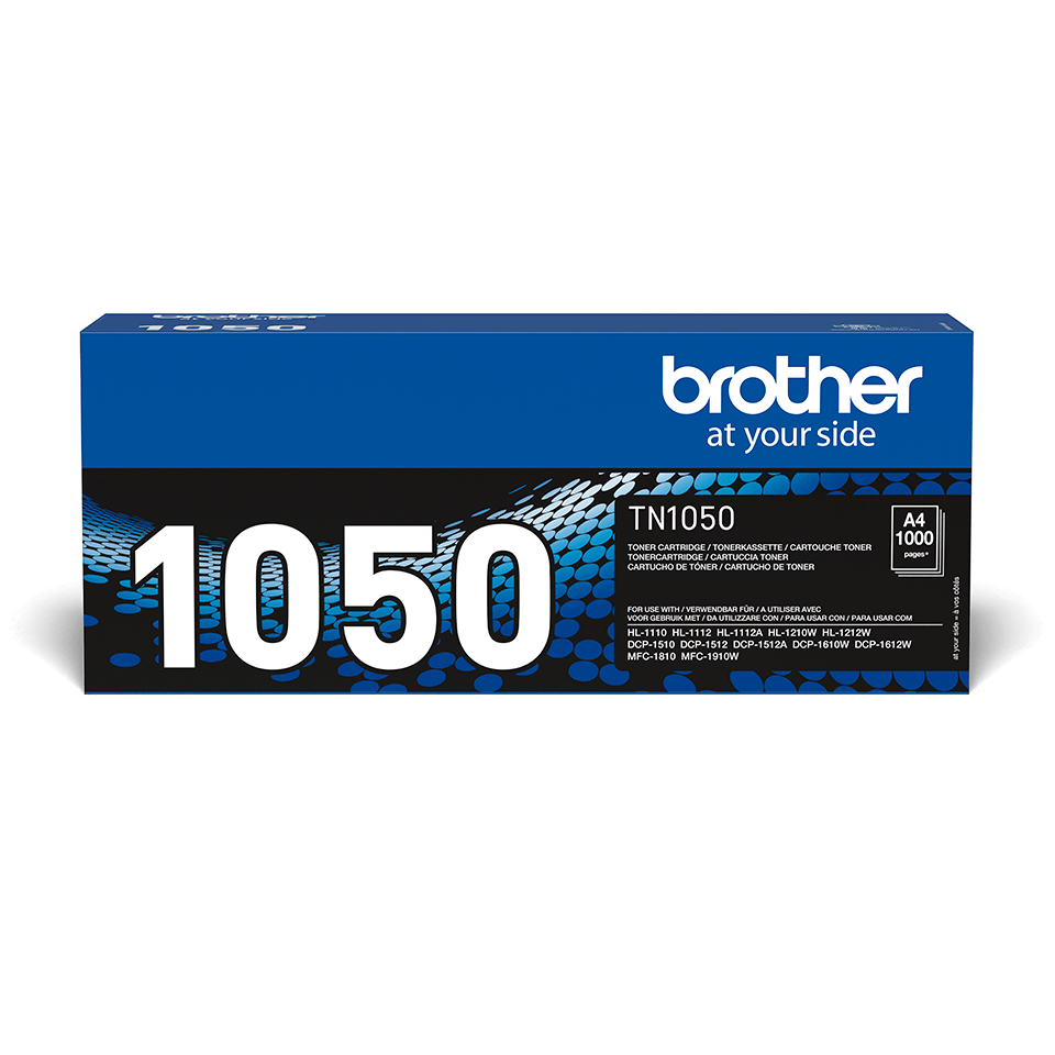 Brother TN-1050 Tonerkartusche – Schwarz