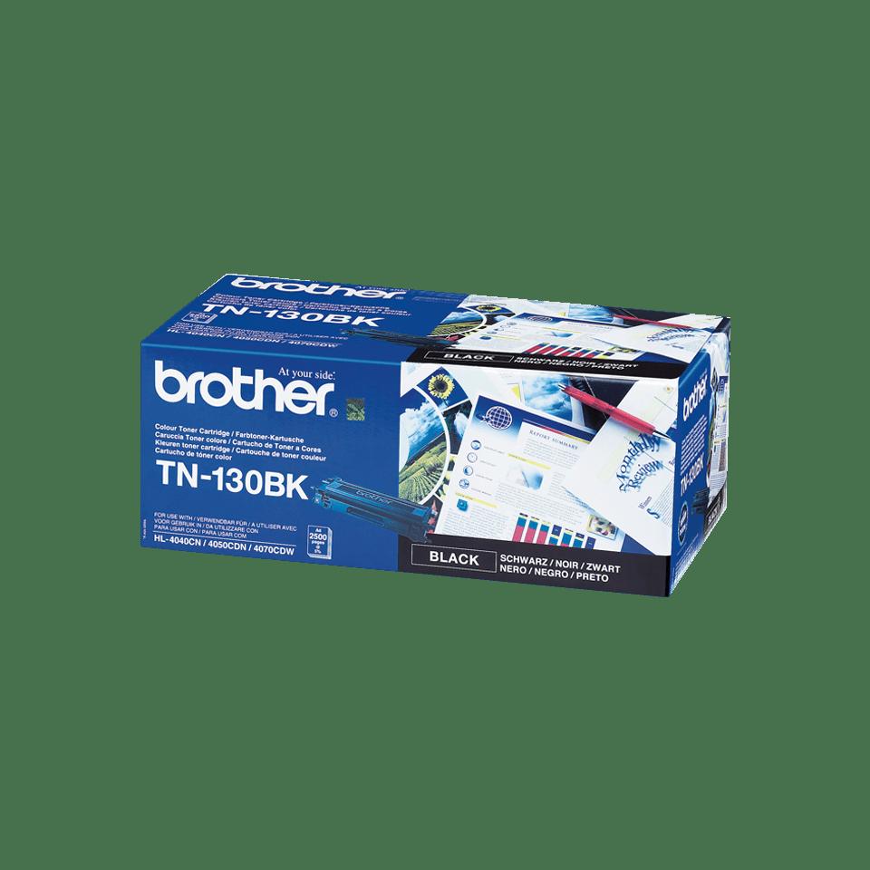 Brother TN-130BK Tonerkartusche – Schwarz 2
