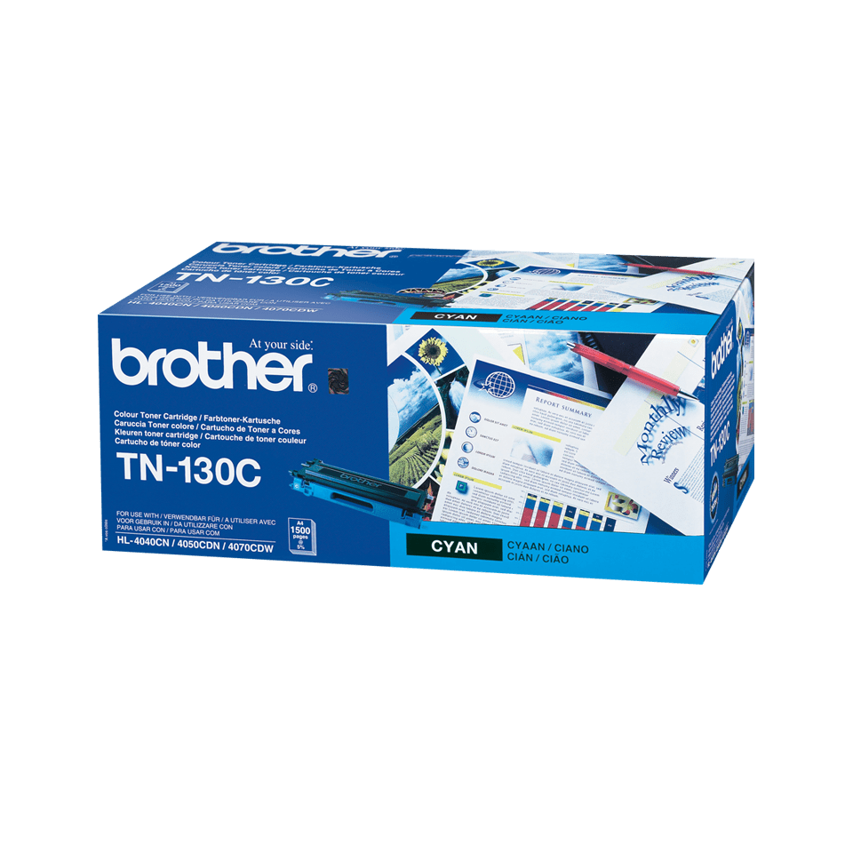 Brother TN-130C Tonerkartusche – Cyan