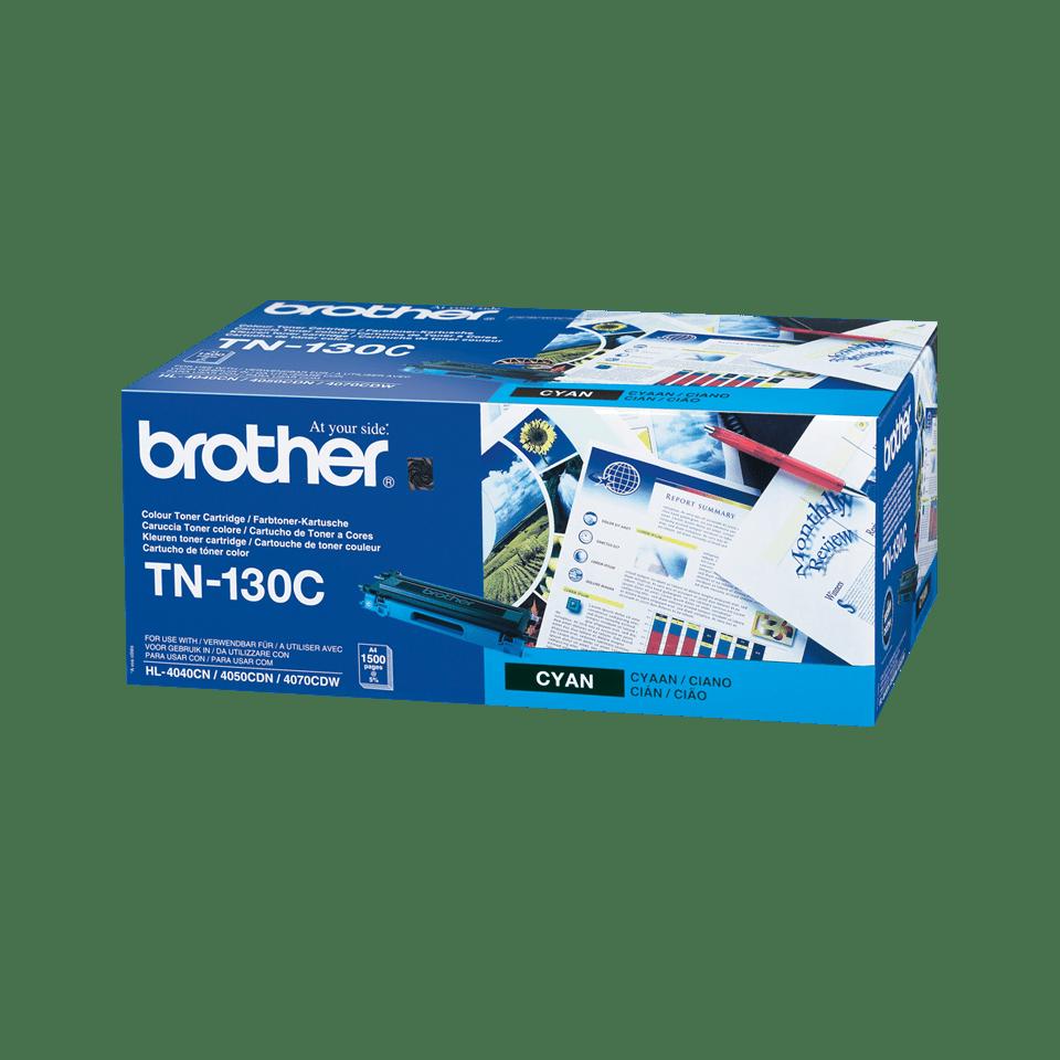 Brother TN-130C Tonerkartusche – Cyan