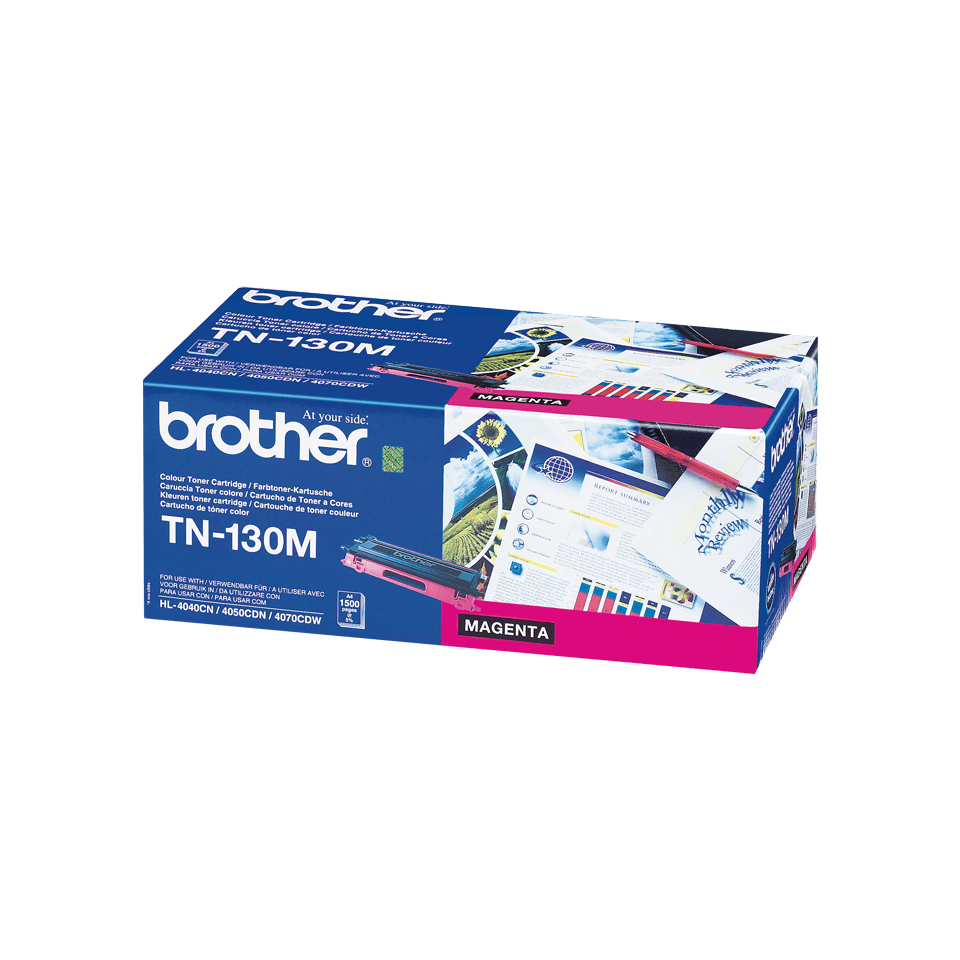 Brother TN-130M Tonerkartusche – Magenta